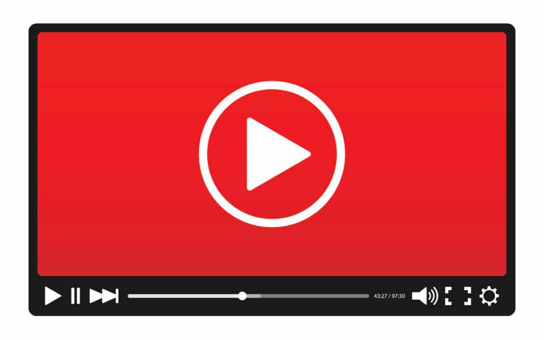 red play youtube button