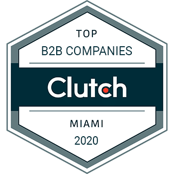 Digital Marketing Agency - Top B2B Companies Clutch Miami 2020